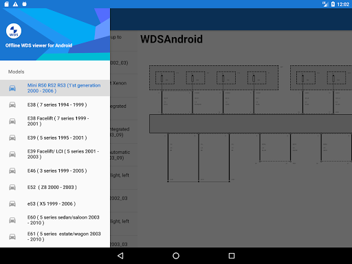 WDS for Android Free - screenshot 6